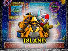 Онлайн автомат Остров в казино Вулкан